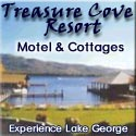 Treasure Cove display ad